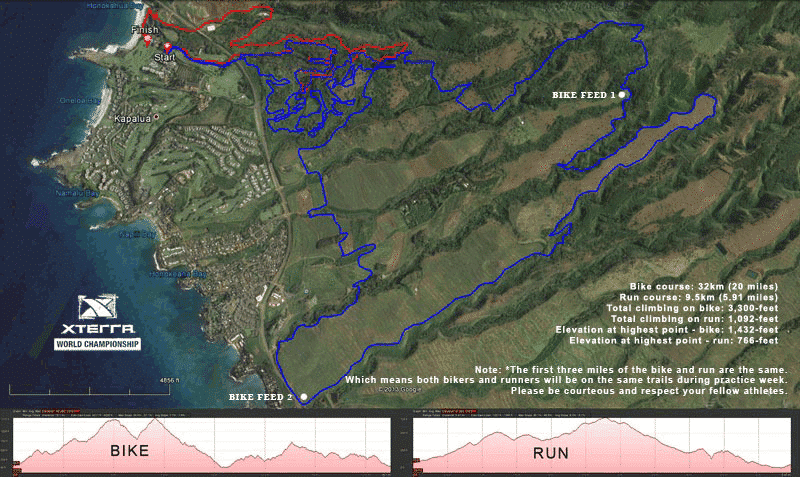 Xterra-Maui-World-Championship-Trail-map