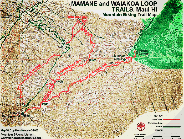 maui-poli-poli-trail-map
